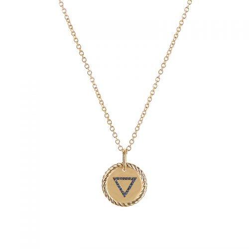 Collar-4-elementos-Agua-enchape-en-oro