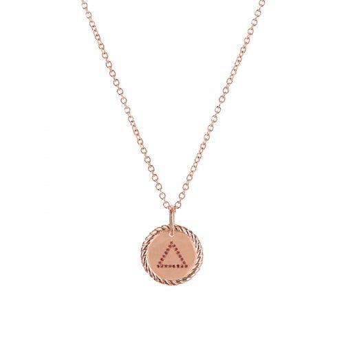 Collar-4-elementos-Fuego-enchape-en-oro-rosa