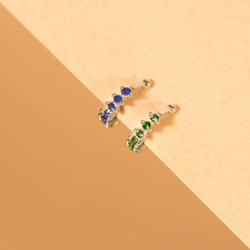 Ear-cuff-azul-zafiro-esmeralda-enchape-en-rodio